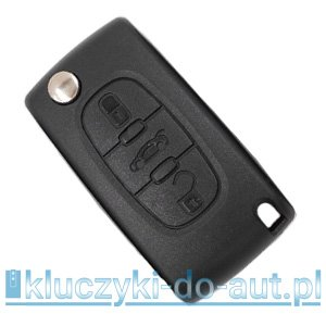 peugeot-607-kluczyk